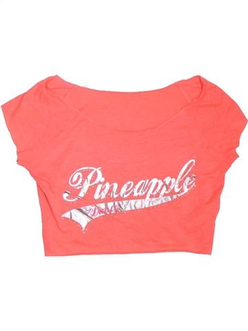 Camiseta de manga corta niña DEBENHAMS rosa 14 años verano #1307585_1