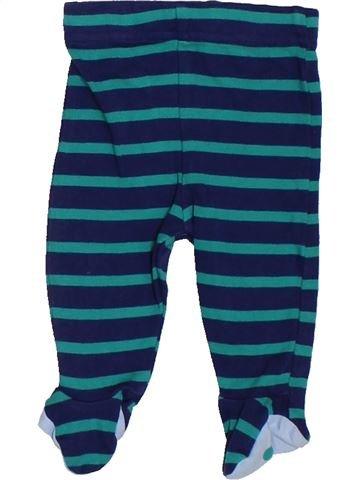 Pantalón niño M&CO azul 3 meses verano #1307675_1