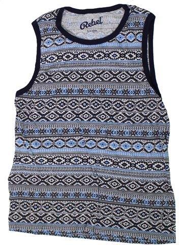 Top - Camiseta de tirantes niño PRIMARK azul 12 años verano #1307690_1