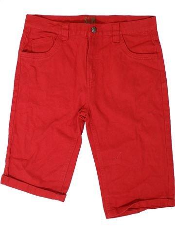 Short - Bermuda garçon PRIMARK rouge 13 ans été #1307764_1