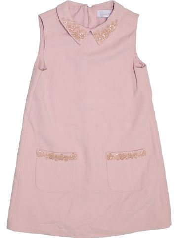 Robe fille NEXT rose 6 ans hiver #1307834_1
