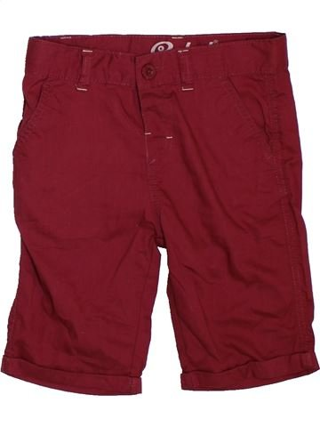 Short-Bermudas niño PRIMARK rojo 9 años verano #1307835_1