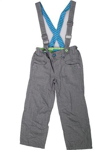 Pantalón niño MARKS & SPENCER gris 5 años verano #1307898_1
