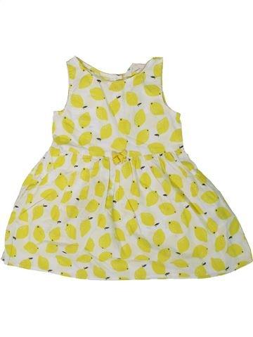 Vestido niña H&M beige 2 años verano #1307904_1