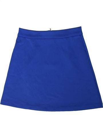 Falda niña NEW LOOK azul 13 años invierno #1308039_1