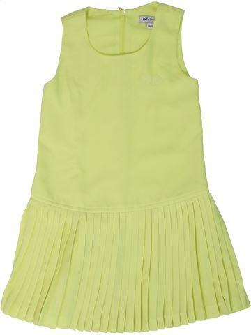 Robe fille NAF NAF vert 5 ans été #1308116_1