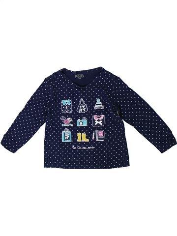 Camiseta de manga larga niña LA COMPAGNIE DES PETITS azul 2 años invierno #1308138_1