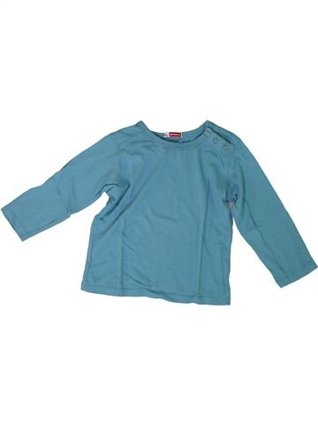 Camiseta de manga larga niño DPAM azul 18 meses invierno #1308203_1