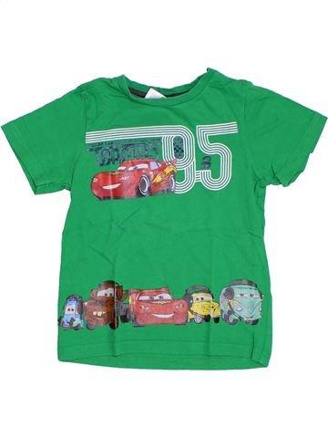 T-shirt manches courtes garçon C&A vert 6 ans été #1308210_1