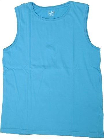 Top - Camiseta de tirantes niño LH BY LA HALLE azul 14 años verano #1308218_1