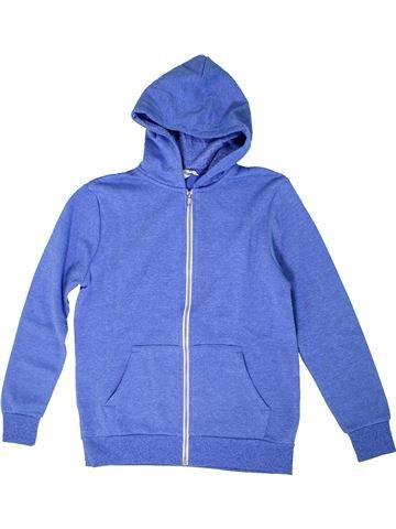 Sweat garçon H&M bleu 12 ans hiver #1308296_1