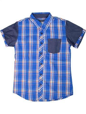 Camisa de manga corta niño TEDDY SMITH azul 14 años verano #1308313_1