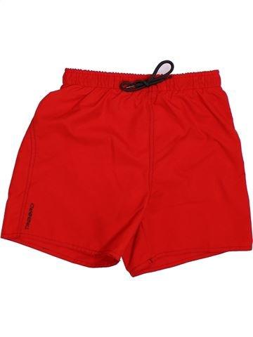Bañador niño TRIBORD rojo 10 años verano #1308412_1