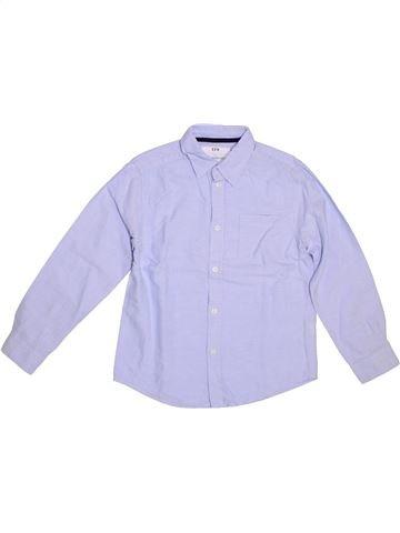Camisa de manga larga niño CFK azul 8 años invierno #1308420_1