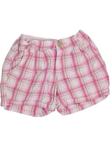 Short-Bermudas niña H&M rosa 4 años verano #1308552_1