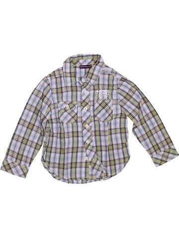 Camisa de manga larga niño SERGENT MAJOR gris 3 años invierno #1308681_1