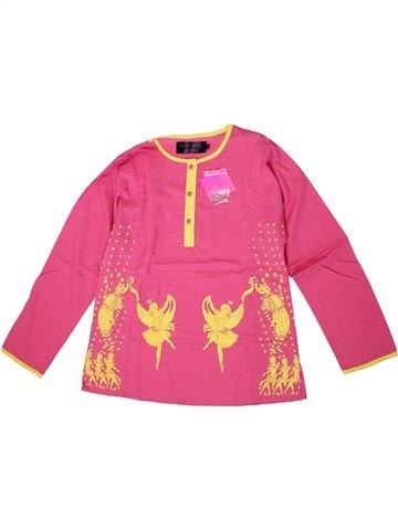 Blusa de manga larga niña MONOPRIX rosa 12 años invierno #1308682_1