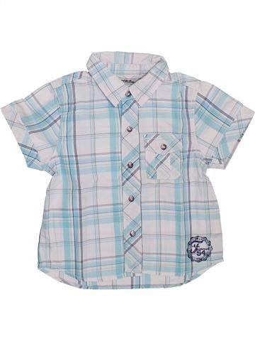 Camisa de manga corta niño TAPE À L'OEIL gris 2 años verano #1308718_1