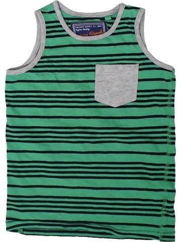 Top - Camiseta de tirantes niño NEXT verde 6 años verano #1308814_1