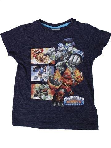 Camiseta de manga corta niño NEXT azul 4 años verano #1308818_1