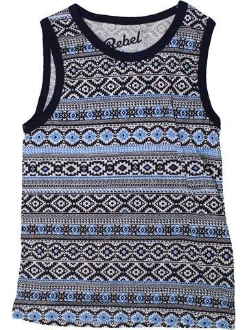 Top - Camiseta de tirantes niño PRIMARK azul 8 años verano #1308921_1