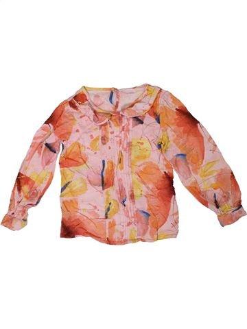 Blusa de manga larga niña NEXT rosa 6 años invierno #1308998_1