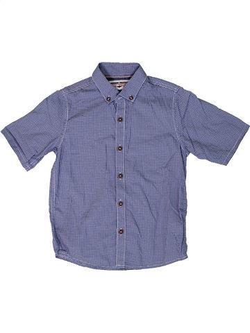 Camisa de manga corta niño NEXT violeta 4 años verano #1309009_1