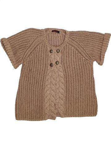 Chaleco niña CHIPIE marrón 14 años invierno #1309010_1