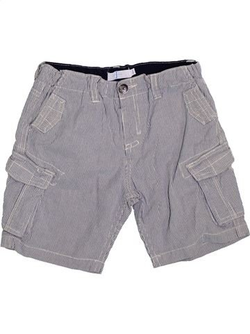 Short - Bermuda garçon JASPER CONRAN gris 5 ans été #1309065_1
