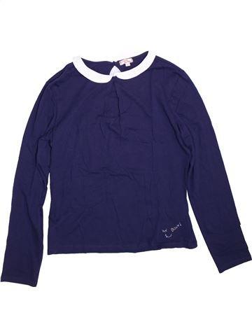 Camiseta de manga larga niña DPAM azul 14 años invierno #1309166_1