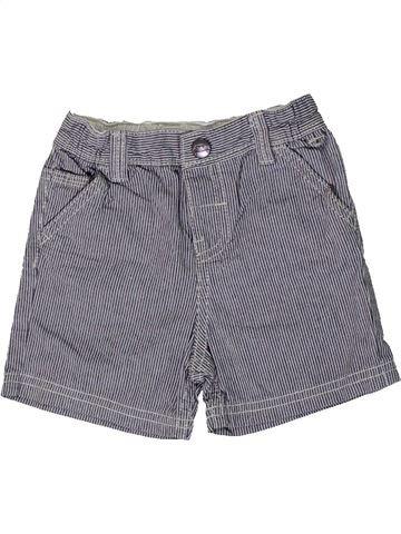 Short-Bermudas niño TU gris 9 meses verano #1309265_1