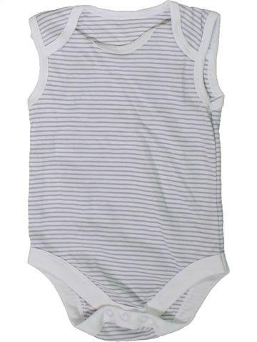 Top - Camiseta de tirantes niño TU gris 9 meses verano #1309368_1