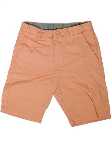 Short-Bermudas niño H&M naranja 7 años verano #1309370_1
