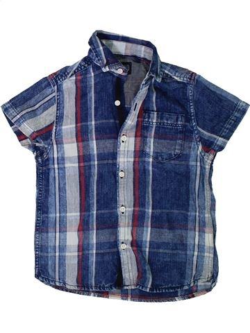 Camisa de manga corta niño NEXT azul 5 años verano #1309381_1