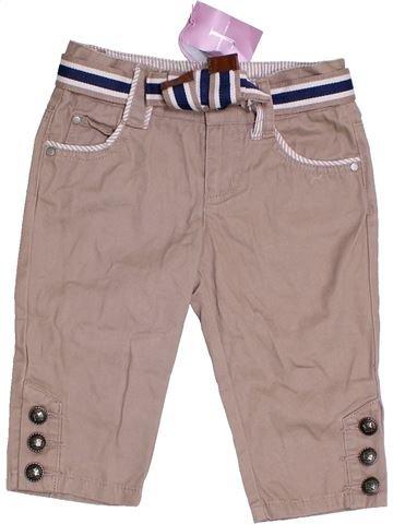 Pantalón corto niña JASPER CONRAN gris 6 años verano #1309476_1