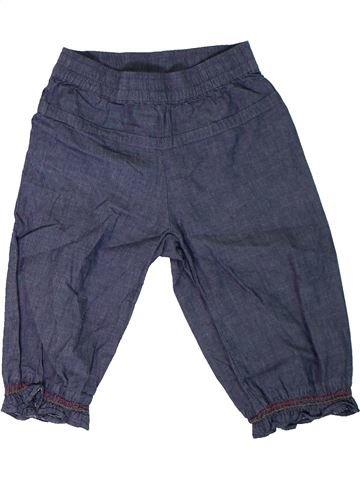 Pantalón corto niña NEXT azul 3 años verano #1309583_1