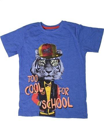 Camiseta de manga corta niño DUNNES STORES azul 8 años verano #1309594_1