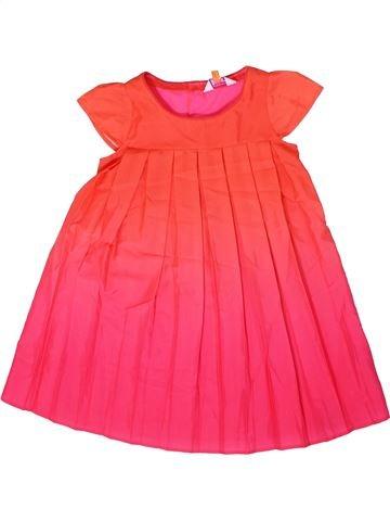 Robe fille TED BAKER rouge 5 ans été #1310142_1