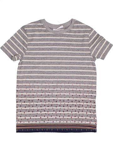 Camiseta de manga corta niño DUCK&DODGE violeta 8 años verano #1310243_1