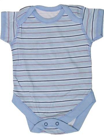 Camiseta de manga corta niño MARKS & SPENCER azul 3 meses verano #1310352_1