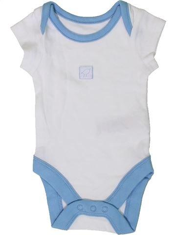Camiseta de manga corta niño MARKS & SPENCER blanco 0 meses verano #1310362_1