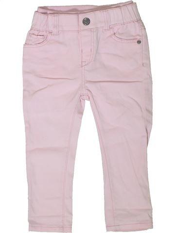Pantalón niña H&M rosa 2 años verano #1310372_1