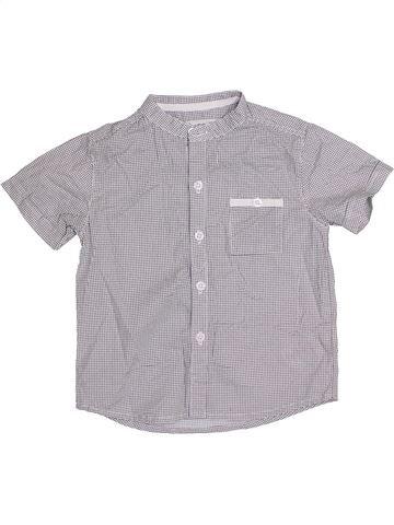 Camisa de manga corta niño RJR JOHN ROCHA gris 3 años verano #1310419_1