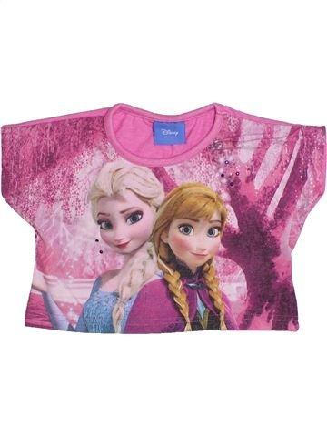 Camiseta de cuello alto niña DISNEY rosa 4 años invierno #1310435_1