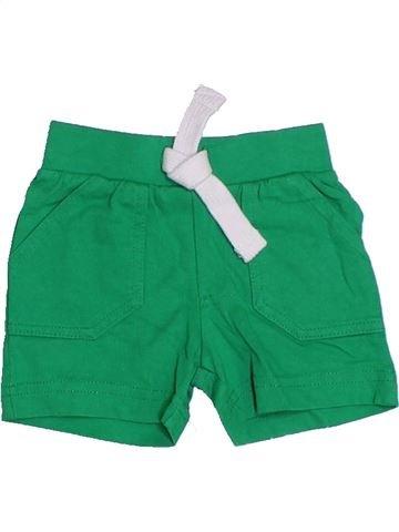 Short-Bermudas niño F&F verde 1 mes verano #1310451_1
