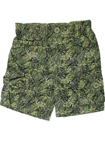 Short-Bermudas niño CHEROKEE verde 2 años verano #1310489_1