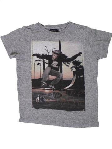 Camiseta de manga corta niño NEXT gris 5 años verano #1310515_1