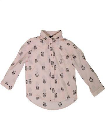 Blusa de manga larga niña RIVER ISLAND rosa 4 años invierno #1310529_1