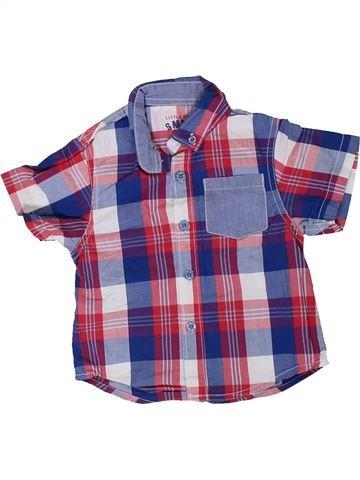 Camisa de manga corta niño PRIMARK violeta 18 meses verano #1310531_1