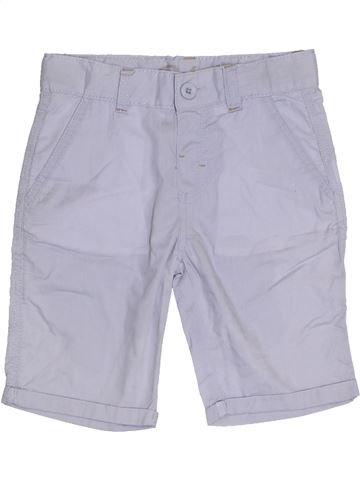 Pantalón corto niño PRIMARK violeta 8 años verano #1310543_1